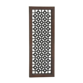 Striking Wood Wall Panel