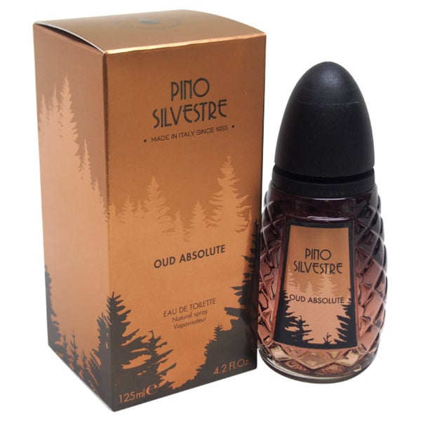 Silvestre Oud Absolute Pino Men's 4.2-ounce Eau de Toilette Spray