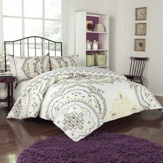 Vue Dakota 3-Piece Reversible Comforter Set