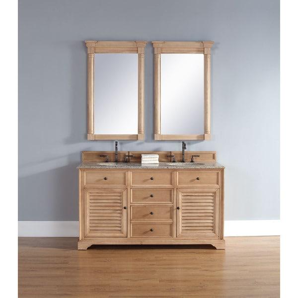 james martin savannah double 60 inch bath vanity cabinet 17299022
