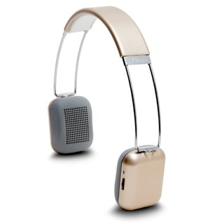 Rendezvous Champagne Gold Bluetooth 3.0 Wireless On-ear Headphones