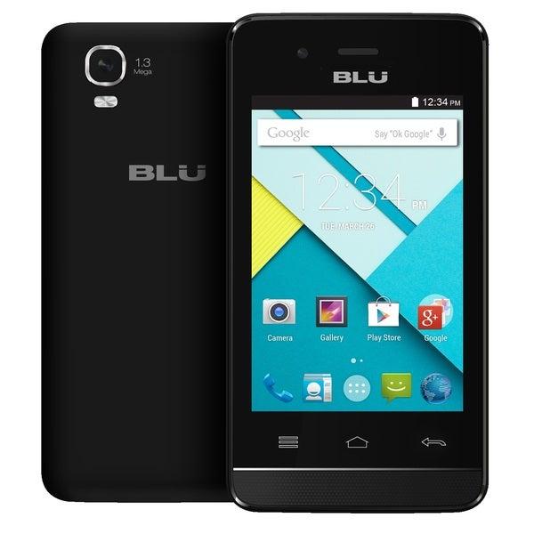 BLU Dash 3.5 CE D350 Unlocked GSM Dual-SIM Dual-Core Android Phone