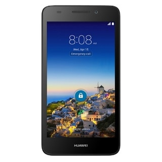 HUAWEI SnapTo 8GB Unlocked GSM 4G LTE Quad-Core Android 4.4 Phone