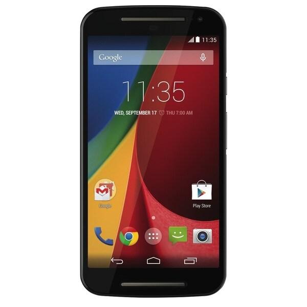 Motorola MOTO G 2nd Gen XT1068 Unlocked GSM Dual-SIM Quad-Core Phone
