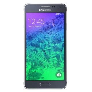 Samsung Galaxy Alpha G850a 32GB Unlocked GSM LTE Quad-Core Phone