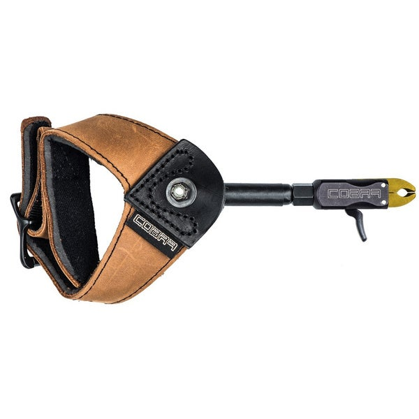 Cobra Pro Caliper Release Leather BuckleGC