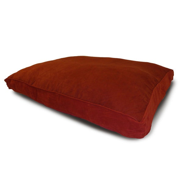 Faux Leather Comfortable Large Pet Bed