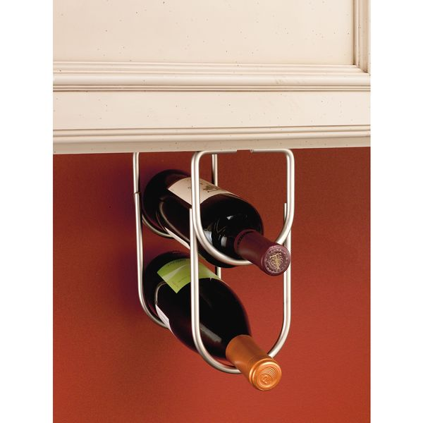 Rev-A-Shelf 3250SN Double Wine Bottle Holder