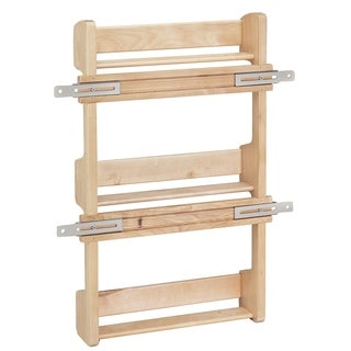 Rev-A-Shelf 4SR-15 Small Door Mount Spice Rack