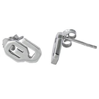 Oklahoma Sterling Silver Post Earrings