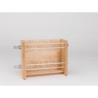 Rev-A-Shelf 4WFR-15-1 Small Door Mount Foil Rack