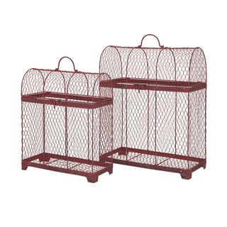 Cynthia Bird Cages (Set of 2)