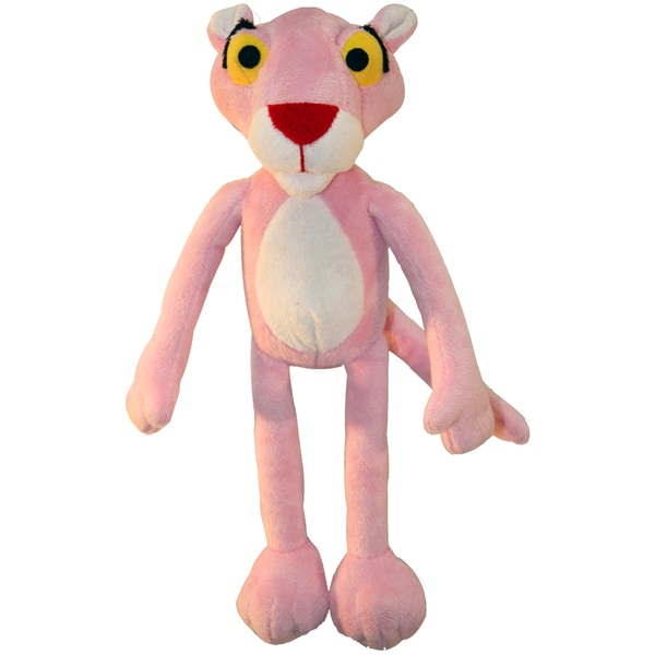 Multipet Pink Panther Dog Toy
