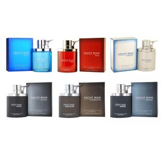 Myrurgia Yacht Men's 6-piece Fragrance Collection