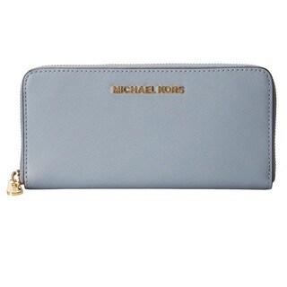 MICHAEL Michael Kors Jet Set Saffiano Travel Continental Wallet