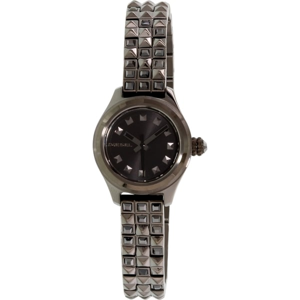 Diesel Women's Kray Kray DZ5437 Gunmetal Stainless-Steel Quartz Watch