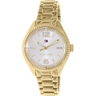 Tommy Hilfiger Women's 1781520 Gold Stainless-Steel Quartz Watch