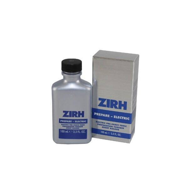 Zirh Prepare-Electric Pre-Shave Tonic