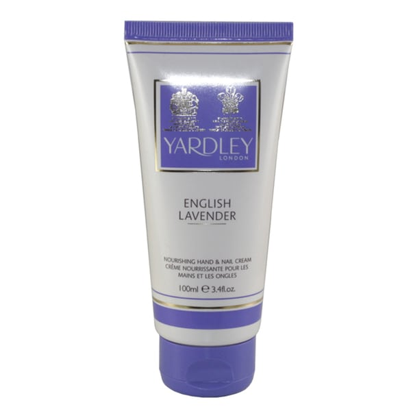 Yardley Of London 3.4-ounce Lavender Hand & Nail Cream
