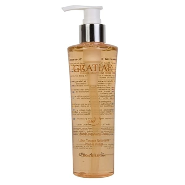 Gratiae Facial Cleansing 6.8-ounce Toner
