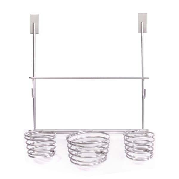 Over The Cabinet Hair Accessory Organizer