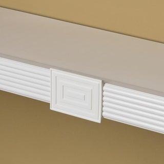 Help MyShelf 16-inch Wire Shelf Cover and Liner Kit for 1 Shelf