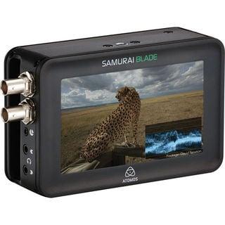 Atomos Samurai Blade 5-inch SDI Monitor and Recorder with Carry Case