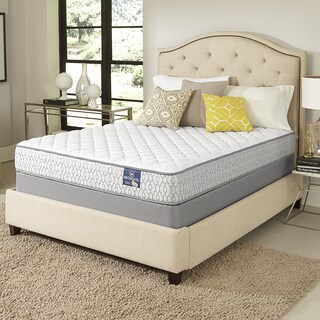 Serta Amazement Firm Split Queen-size Mattress Set