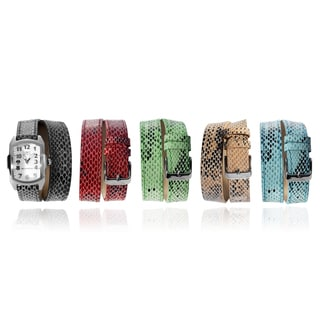 Invicta Women's Lupah 'Special Edition' Five-Piece Double Wrap Watch