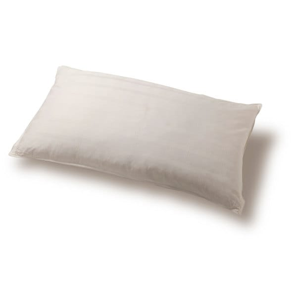 Fashion Bed Group Feather and Down Pillow with Portable Zippered Carrying Case