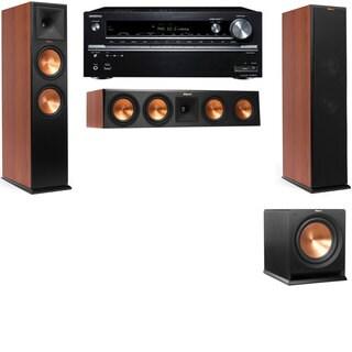 Klipsch RP-280F Tower Speakers CH-R112SW-3.1-Onkyo TX-NR838
