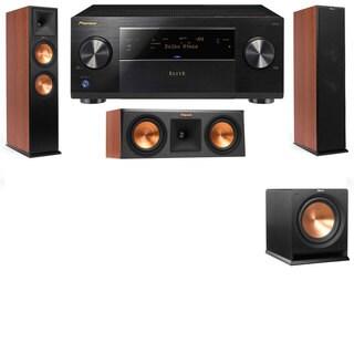Klipsch RP-280F Tower Speakers CH-RP-250C-R112SW-3.1-Pioneer Elite SC-85