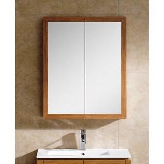 Fresca 60 Wide Bathroom Medicine Cabinet W Mirrors 17132163 Shopping Big
