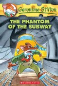 The Phantom of the Subway (Paperback)