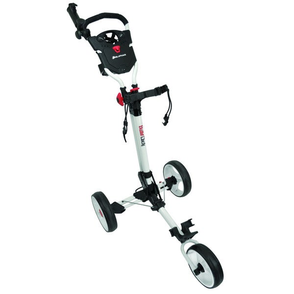 Orlimar Bullit Click Golf Push Cart Three Wheel