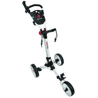 Orlimar Bullit Click Golf Push Cart Three Wheel