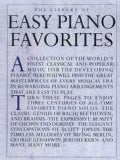 The Library of Easy Piano Favorites (Spiral bound)