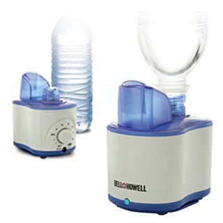 Bell+Howell Ultrasonic Personal Portable Humidifier 15455203