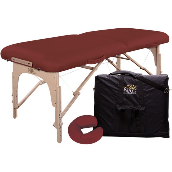 NRG KI Massage Table Package