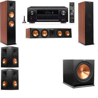 Klipsch RP-280F Tower Speakers CH-5.1-Denon AVR-X4100W