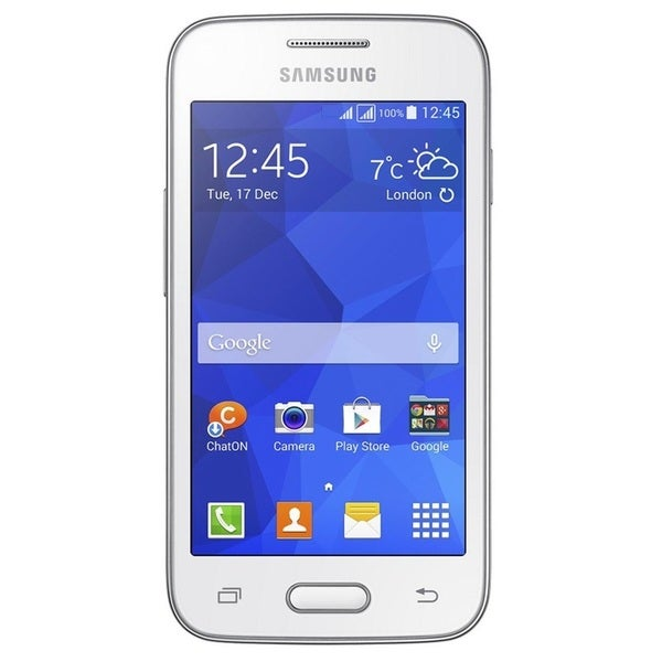 Samsung Galaxy Ace 4 G313M Unlocked GSM HSPA+ Android Phone - White (Refurbished)