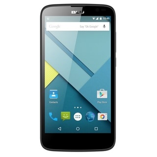 BLU Studio G D790u Unlocked GSM Quad-Core HSPA+ Android Phone - Black (Refurbished)