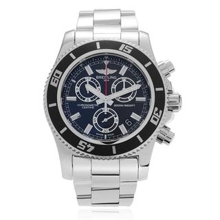 Breitling Men's 'Superocean' Link Watch