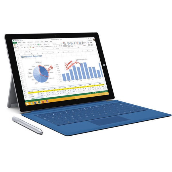 Microsoft Surface Pro 3 12-inch 512GB Tablet - Silver