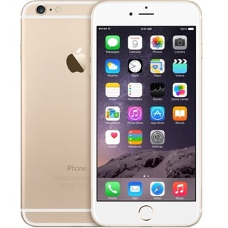 Apple iPhone 6 Plus 64GB 4G LTE Unlocked GSM Smartphone - Gold