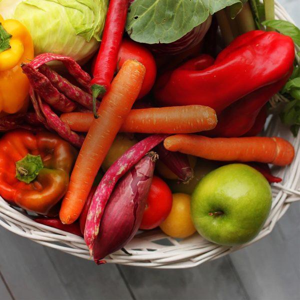 Front Door Farms Seasonal Picks Produce Bundle