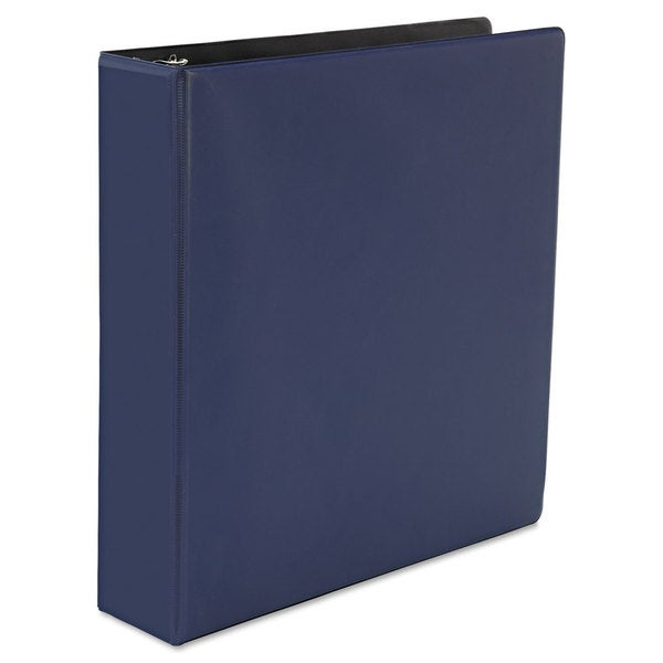 Universal One Navy Blue D-Ring Binder (Pack of 3)