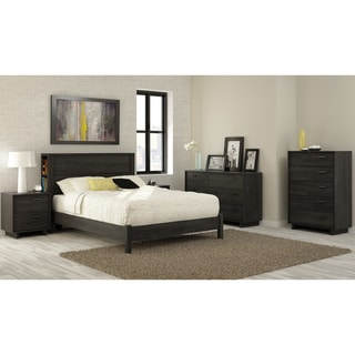 "South Shore Full Platform Bed (54"")"