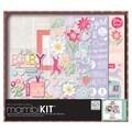 Me & My Big Ideas Boxed Album Kit 12inX12inSweet Baby Girl