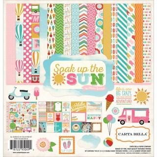 Carta Bella Collection Kit 12inX12inSoak Up The Sun